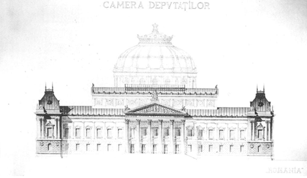 "Proiectul ""România"" – Palatul Patriarhiei"