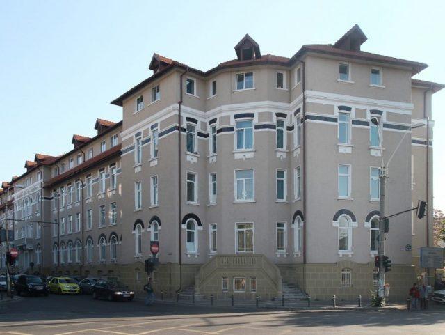 Spitalul Witing – Restaurare   Popp & Asociatii